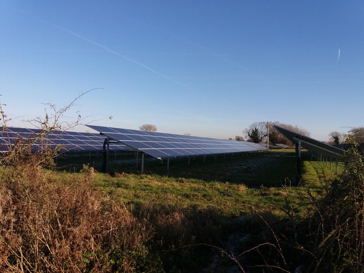 Abundance Swindon Common Farm Solar