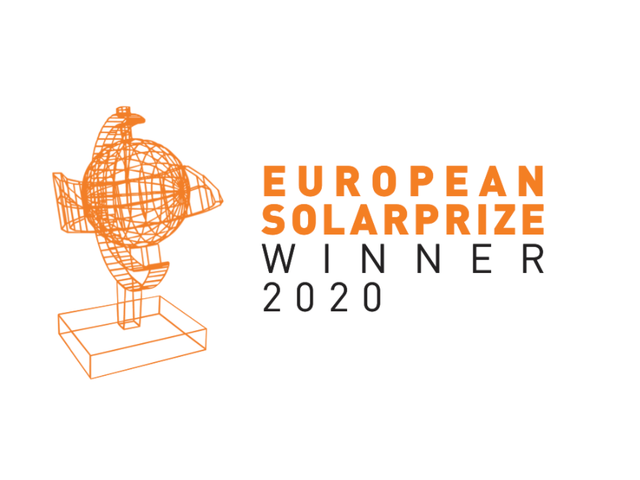 Lake Constance Foundation awarded at the European Solar Prize Ceremony