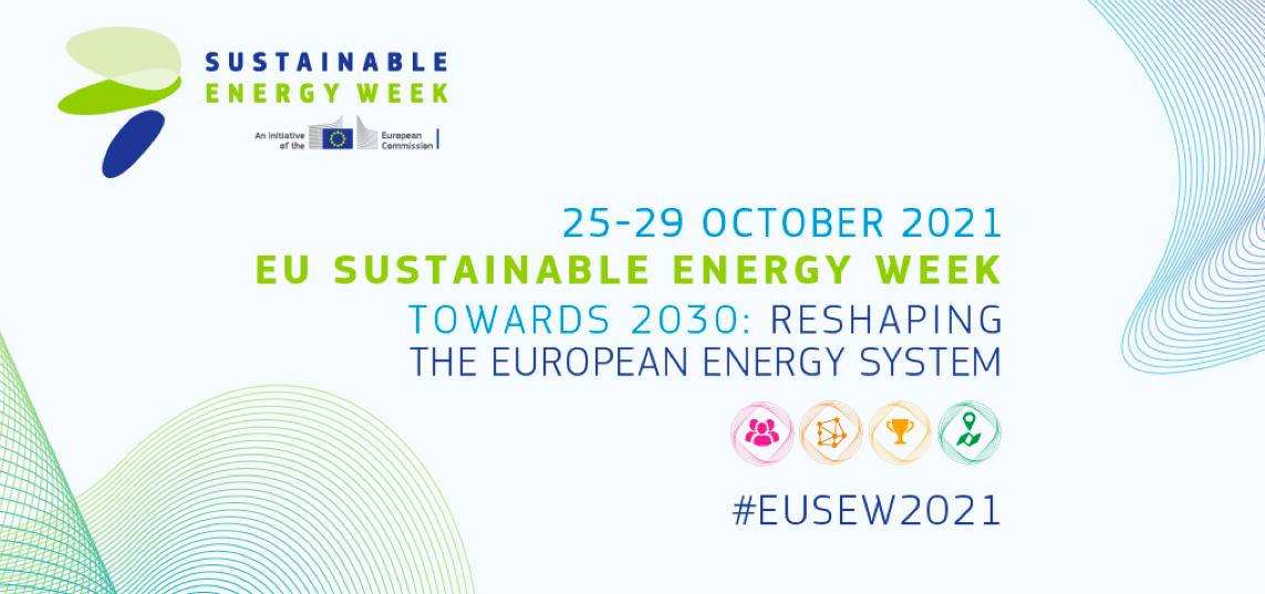 EU Sustainable Energy Week (EUSEW) 2021